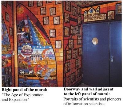 City murals guillermo wagner granizo prominent for Dr j mural philadelphia